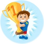 8291445-proud-kid-who-won-first-place